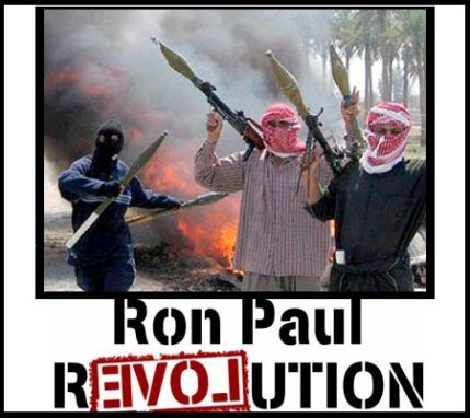 ron paul revolution