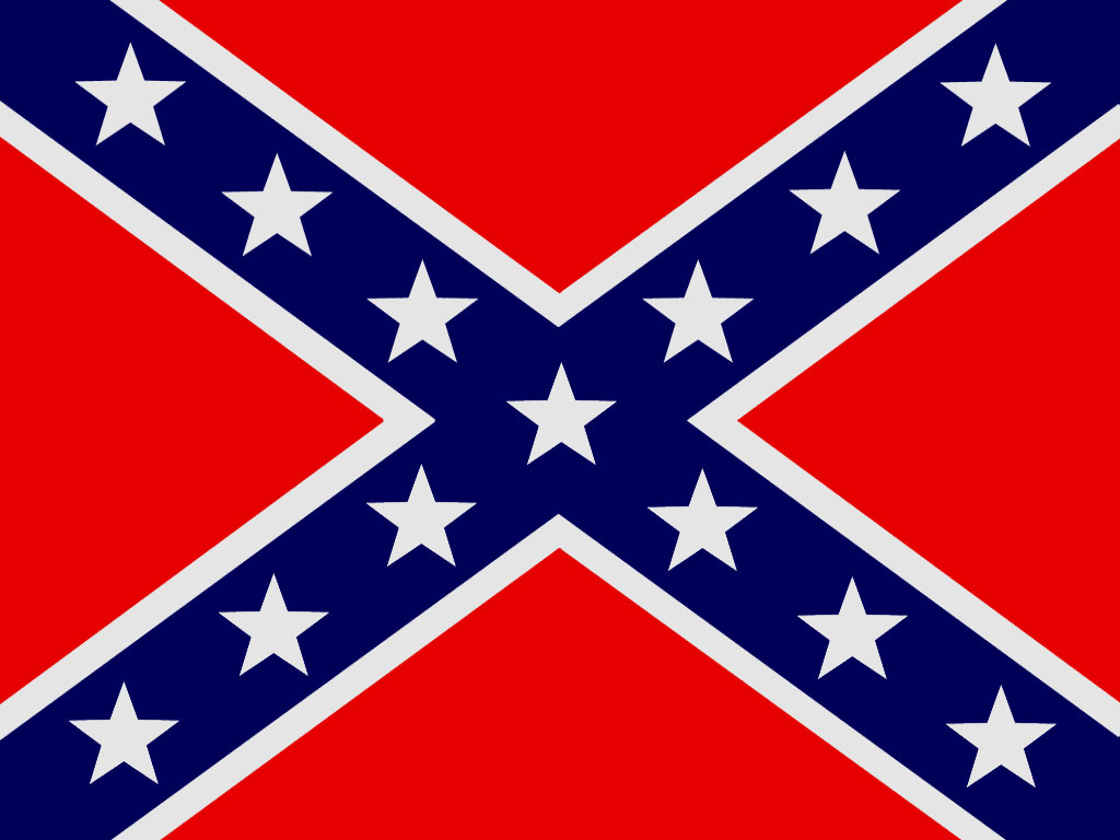 The Confederate Battle Flag Battle